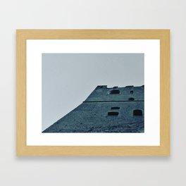 castle2 Framed Art Print
