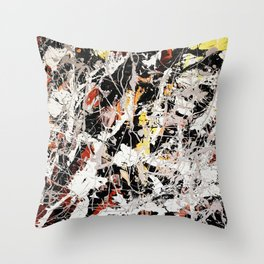 Art Nr 100 Throw Pillow