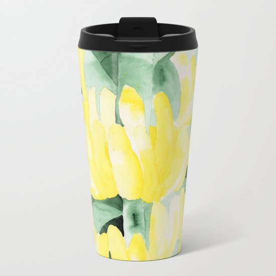 Beverly V Metal Travel Mug