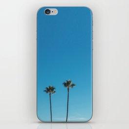 Summer Palms iPhone Skin