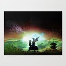 Bushido Canvas Print
