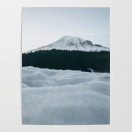 Mount Rainier II Poster