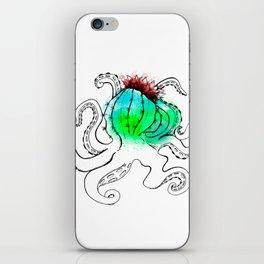 Cactopus iPhone Skin