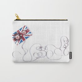 UK Tape Carry-All Pouch