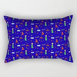 """""""The Little Prince"""" Pattern Rectangular Pillow"""