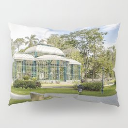 Palácio de Cristal Pillow Sham