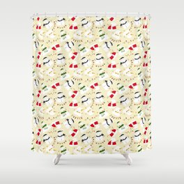 Fill you Heart Shower Curtain