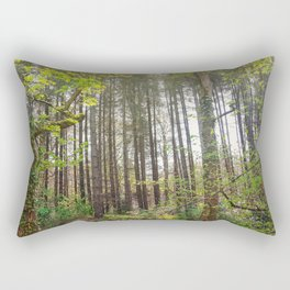 Woods Nature Rectangular Pillow