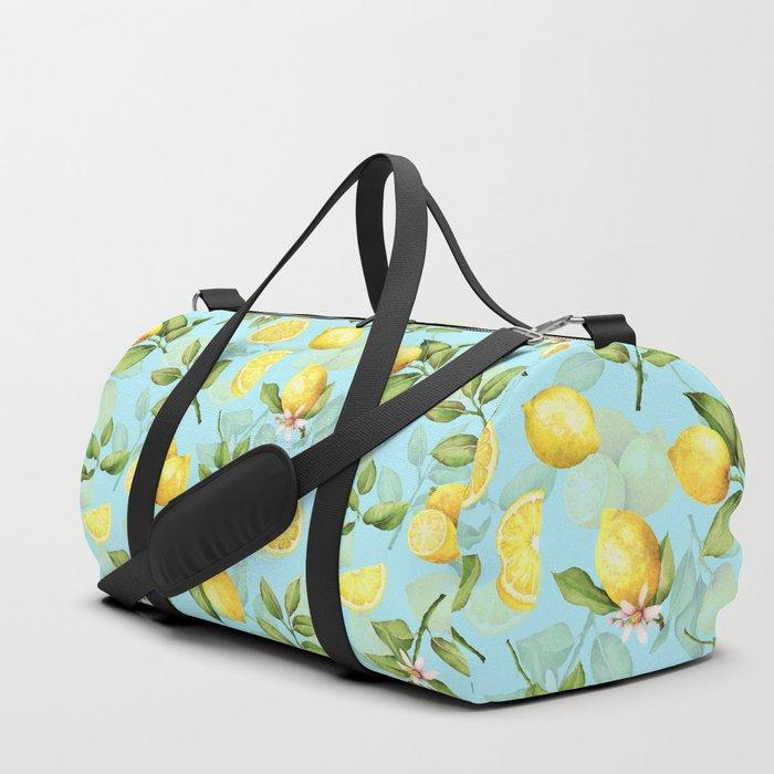 Vintage & Shabby Chic - Lemonade Duffle Bag