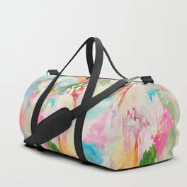 fantasia: abstract painting Duffle Bag