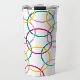 Hula Hoop 01 Travel Mug