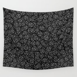 Triskelion Wall Tapestry
