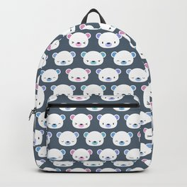 Polar bears Backpack