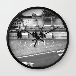 Ti Amo Wall Clock