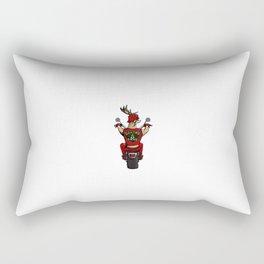 Santa's Gang Rectangular Pillow
