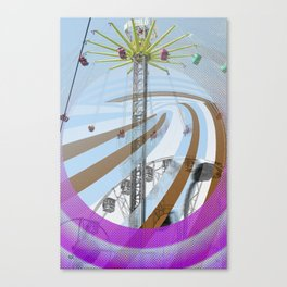 wheel Canvas Print