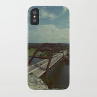 austin iPhone & iPod Cases featuring Austin by DSos