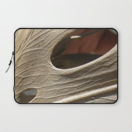 Swiss cheese plant Monstera Deliciosa Leaf Laptop Sleeve