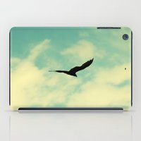 verse iPad Cases featuring lofty verse by Sarah E. Roy
