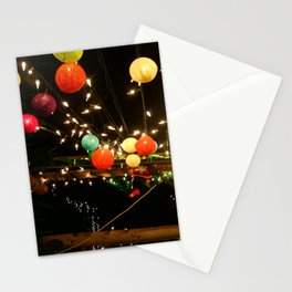 Lights of PhiPhi Stationery Cards