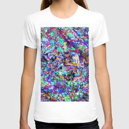 color chaos bywhacky T-shirt