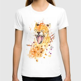 Leopard Spot Test T-shirt