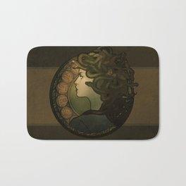 Medusa Nouveau Bath Mat