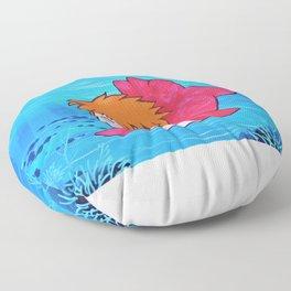 Kokeshi Ponyo Floor Pillow