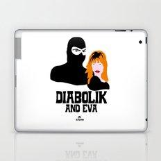 DIABOLIK & EVA Laptop & iPad Skin