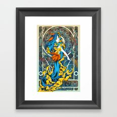 Sea Slug Framed Art Print