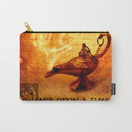 Once Upon A Time Fairy Tale  Carry-All Pouch