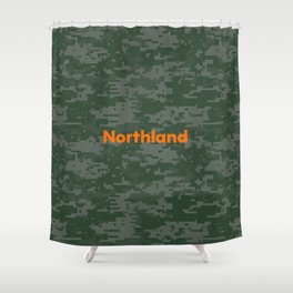 Northland Camo Shower Curtain