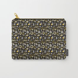 Colorful Patterns Carry-All Pouch