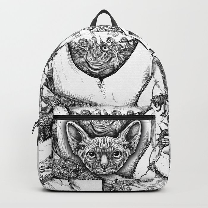 Sphynx Backpack