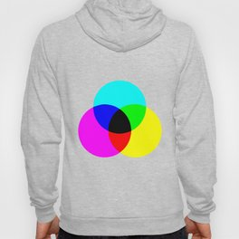 CMYK Color Model Hoody