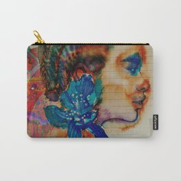 Homage to Schiaparelli couture Carry-All Pouch