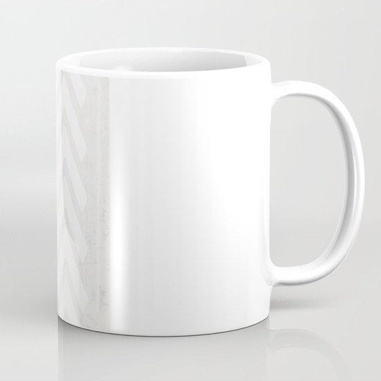 Chevron Tracks Mug