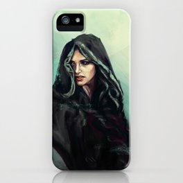 Fury iPhone Case