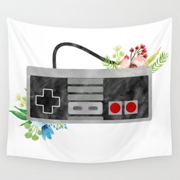 Here We Are Now, Entertain NES Wall Tapestry