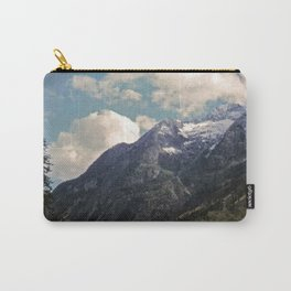 Pikes Peak Digital Painting Carry-All Pouch