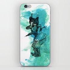 Carnival Bear Time Traveler iPhone & iPod Skin