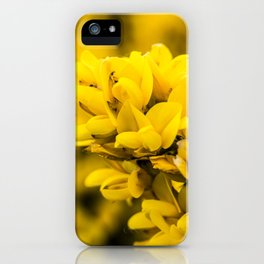 Gorse iPhone Case