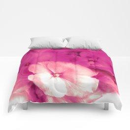 Blushing Wallflower Comforters