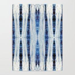 Nori Blue Poster
