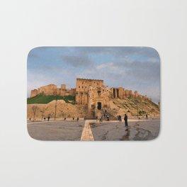 The Castle of Aleppo Bath Mat