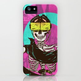 Virtual Dead Reality iPhone Case