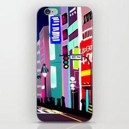 渋谷 iPhone Skin