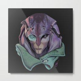 Jaal: Andromeda Metal Print