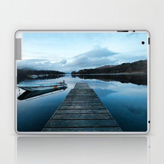 Coniston Jetty Laptop & iPad Skin