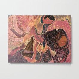 Untitled No.05 Metal Print
